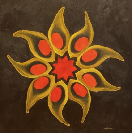 Bahá'í 9-Pointed Star