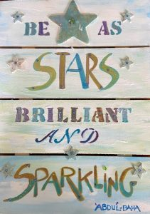 Be As Stars